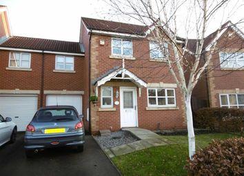 Thumbnail 3 bedroom link-detached house to rent in Stewart Street, Crewe