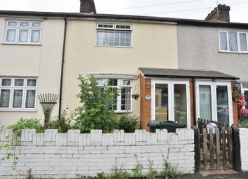 Thumbnail 3 bed terraced house for sale in Eglinton Road, Swanscombe