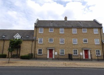 Thumbnail 4 bed town house to rent in Ravenswood Avenue, Ipswich, Suffolk