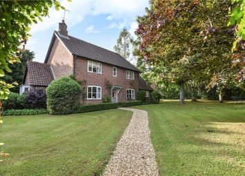 Thumbnail 4 bed detached house for sale in Chillandham Lane, Itchen Abbas, Winchester