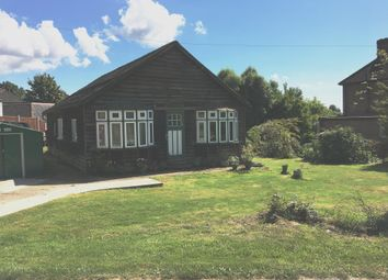 Thumbnail 4 bed detached bungalow for sale in Turkey Island, Shedfield, Southampton