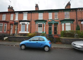 Thumbnail 3 bed terraced house to rent in Alton Street, Crewe