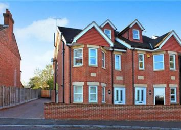 Thumbnail 3 bed semi-detached house to rent in Church Lane East, Aldershot, Hampshire