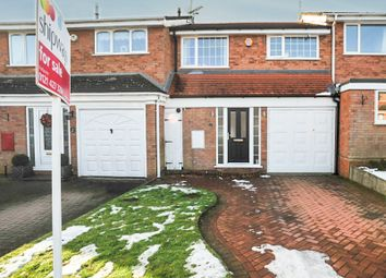 Thumbnail 3 bed terraced house for sale in Thornhurst Avenue, Quinton, Birmingham