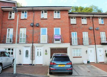 Thumbnail 4 bed terraced house for sale in Waverley Drive, Mumbles, Swansea
