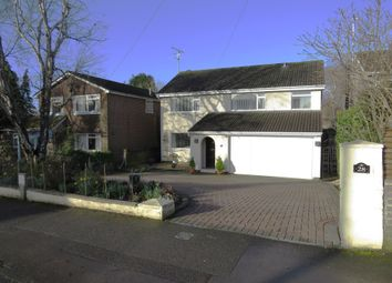 Thumbnail 5 bed detached house for sale in Margards Lane, Verwood