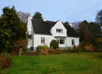 Thumbnail 4 bed detached house for sale in East Lennox Drive, Helensburgh, Argyll & Bute
