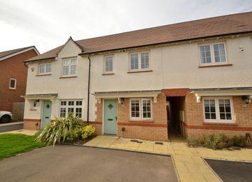 Thumbnail 2 bed terraced house to rent in Moorbridge Road, Moulton, Northampton