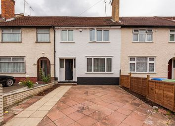 Thumbnail 3 bed terraced house to rent in Review Road, Cricklewood