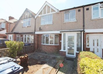 Thumbnail 3 bedroom terraced house to rent in Rosedene Avenue, Greenford