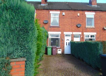 Thumbnail 2 bed town house to rent in Carter Lane East, South Normanton, Alfreton