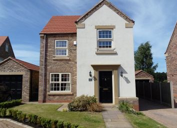 Thumbnail 4 bed detached house for sale in Manor Grove, Austerfield, Doncaster