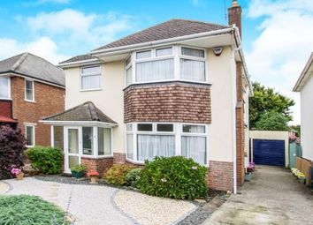 Thumbnail 4 bedroom detached house for sale in Strouden Park, Bournemouth, Dorset