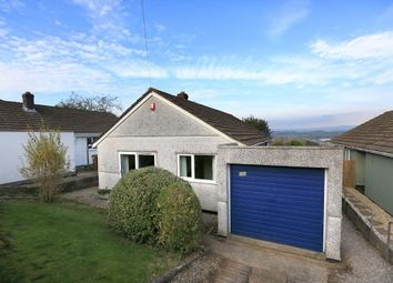 Thumbnail 4 bed detached bungalow to rent in Dunstone View, Plymstock, Plymouth