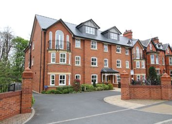 Thumbnail 2 bed flat to rent in Victoria Road, Macclesfield