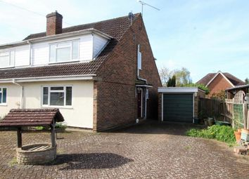 Thumbnail 3 bedroom semi-detached house for sale in Bedford Avenue, Frimley Green