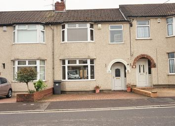 Thumbnail 3 bed terraced house for sale in Champion Road, Kingswood