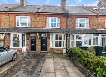 2 bed terraced house for sale in New Road, Croxley Green, Rickmansworth WD3