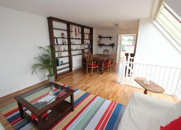 Thumbnail 2 bed flat to rent in Leeward Court, Asher Way, London