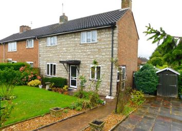 Thumbnail 3 bed semi-detached house for sale in The Uplands, Great Haywood, Stafford