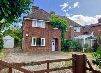Thumbnail 4 bed detached house for sale in Sapley Lane, Overton, Basingstoke