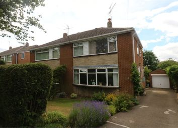Thumbnail 4 bed semi-detached house for sale in Newman Road, Grange, Rotherham, South Yorkshire
