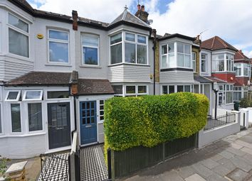 Thumbnail 4 bed terraced house for sale in Strathearn Road, London