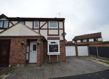 Thumbnail 2 bed semi-detached house for sale in Fernleigh Court, Wakefield