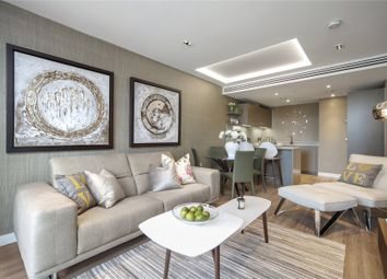Thumbnail 2 bed flat for sale in Satin House, Goodmans Fields, Piazza Walk, London