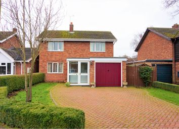 Thumbnail 3 bed detached house for sale in Meadow Rise, Barton-Under-Needwood, Burton-On-Trent