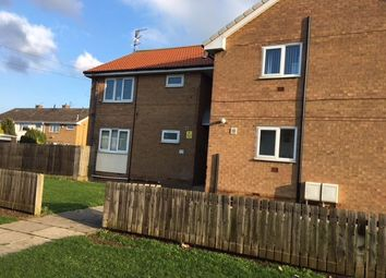 Thumbnail 1 bed flat to rent in Althorpe Close, Netherfields, Middlesbrough