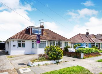 Thumbnail 4 bed semi-detached house for sale in Manning Road, Littlehampton