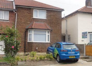 Thumbnail 3 bedroom semi-detached house to rent in Dorrit Way, Rochester