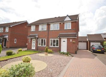 Thumbnail 2 bed semi-detached house for sale in Oakwood Road, Chorley
