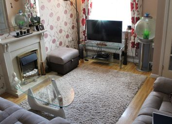 Thumbnail 2 bed terraced house to rent in Cookson Road, Thurmaston, Leicester