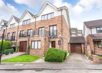 Thumbnail 5 bedroom town house for sale in Hollyview Close, London