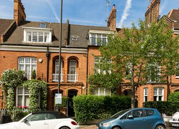 Thumbnail 6 bed town house to rent in Albert Bridge Road, Battersea