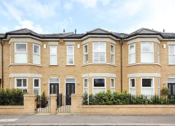 Thumbnail 5 bed terraced house for sale in Langroyd Road, Tooting Bec, London