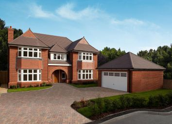Thumbnail 5 bedroom detached house for sale in Hamilton Park, Maidenwell Avenue, Hamilton, Leicster