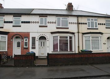 Thumbnail 3 bed terraced house for sale in West End Avenue, Smethwick, West Midlands