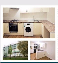 Thumbnail 3 bed flat to rent in White Horse Road, London