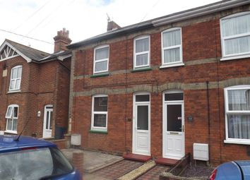 Thumbnail 2 bed end terrace house for sale in Central Road, Leiston