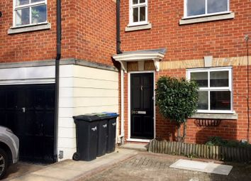 Thumbnail 1 bed terraced house to rent in Leigh Hunt Drive, London