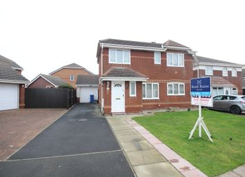 Thumbnail 3 bedroom detached house for sale in Ocean Way, Thornton-Cleveleys