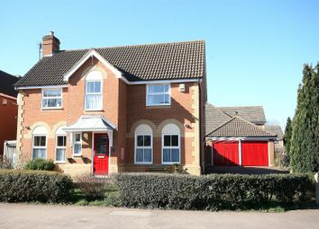 Thumbnail 4 bed detached house for sale in Eatongate Close, Edlesborough, Bucks.