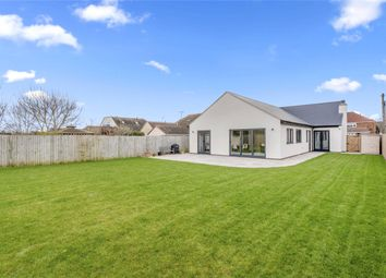 Thumbnail 4 bed bungalow for sale in Two Hedges Road, Bishops Cleeve, Cheltenham, Gloucestershire