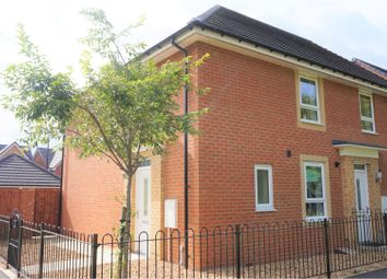 Thumbnail 3 bed end terrace house for sale in Ryder Court, Newcastle Upon Tyne