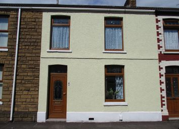 Thumbnail 3 bed terraced house for sale in Ffrwd-Wyllt Street, Port Talbot, Neath Port Talbot.