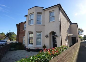 Thumbnail 2 bed flat to rent in Shaftesbury Road, Gosport