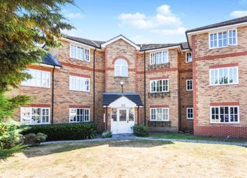 Thumbnail 2 bed flat for sale in Maybank Avenue, Hornchurch, Essex